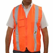 Chaleco Clasico RFX Naranjo UPF 25 (FP Solar)